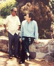 T. K. V. Desikachar and Mark Whitwell